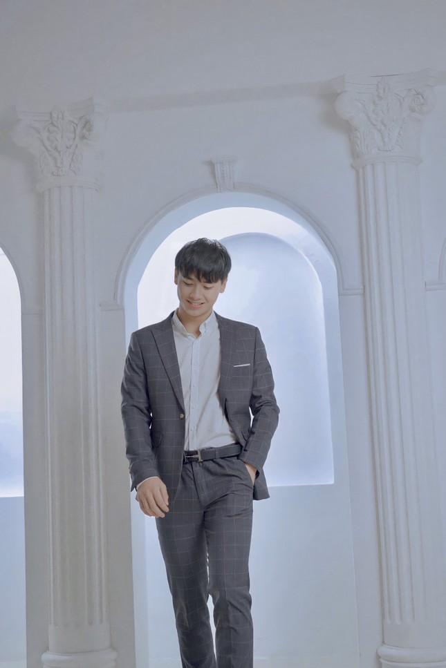 Hot boy Nghệ An điển trai trong bộ ảnh phong cách Hàn Quốc ảnh 8