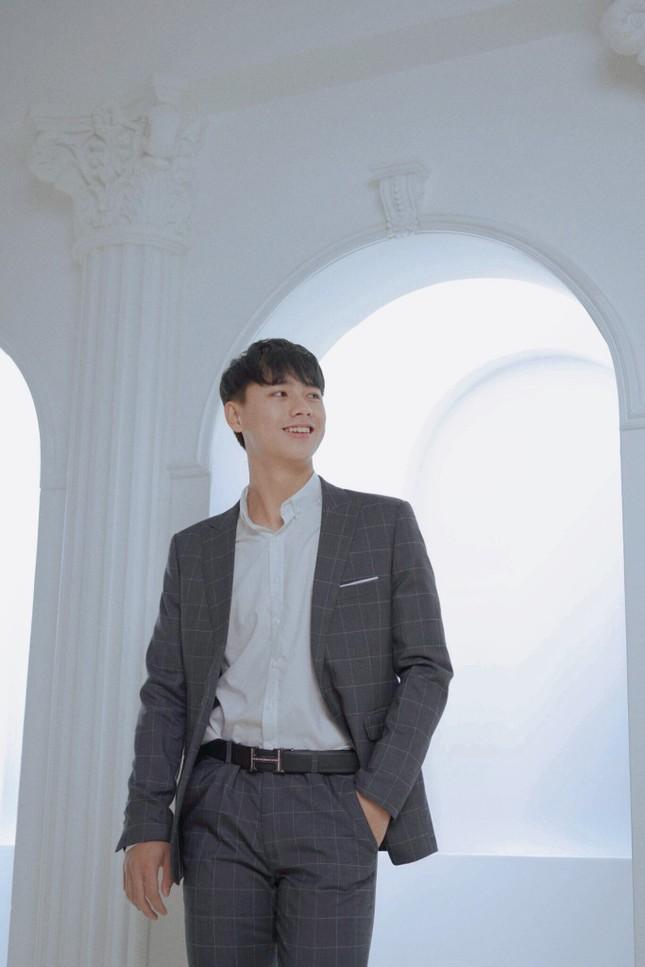 Hot boy Nghệ An điển trai trong bộ ảnh phong cách Hàn Quốc ảnh 9