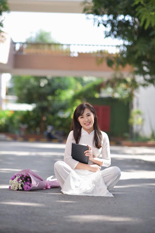 Nữ sinh xinh đẹp dân tộc Nùng muốn phát triển ẩm thực Cao Bằng ảnh 11