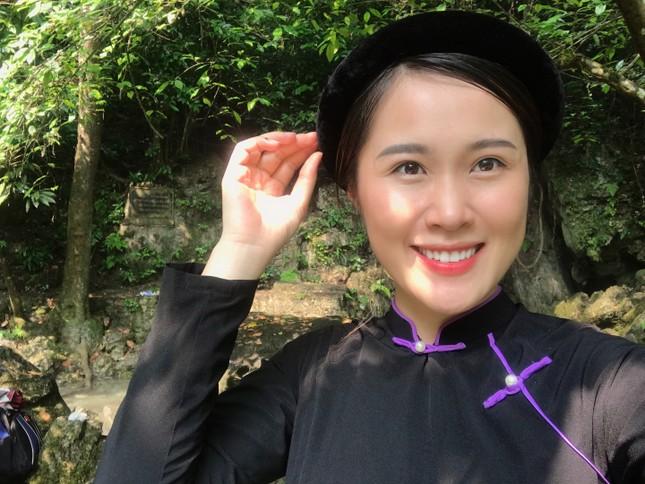 Nữ sinh xinh đẹp dân tộc Nùng muốn phát triển ẩm thực Cao Bằng ảnh 12
