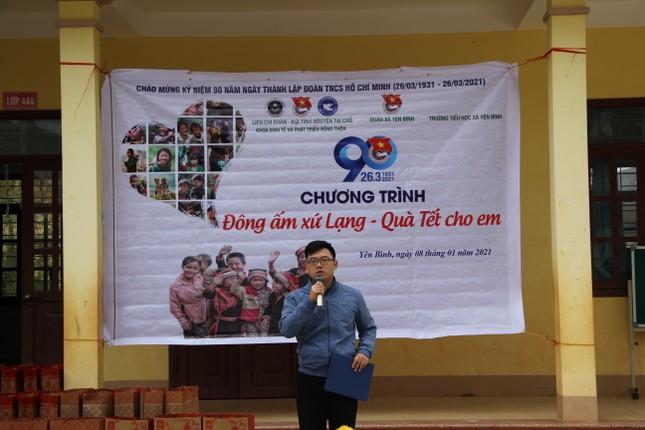 """Ấm áp chương trình """"Đông ấm xứ Lạng, quà Tết cho em"""" ảnh 1"""
