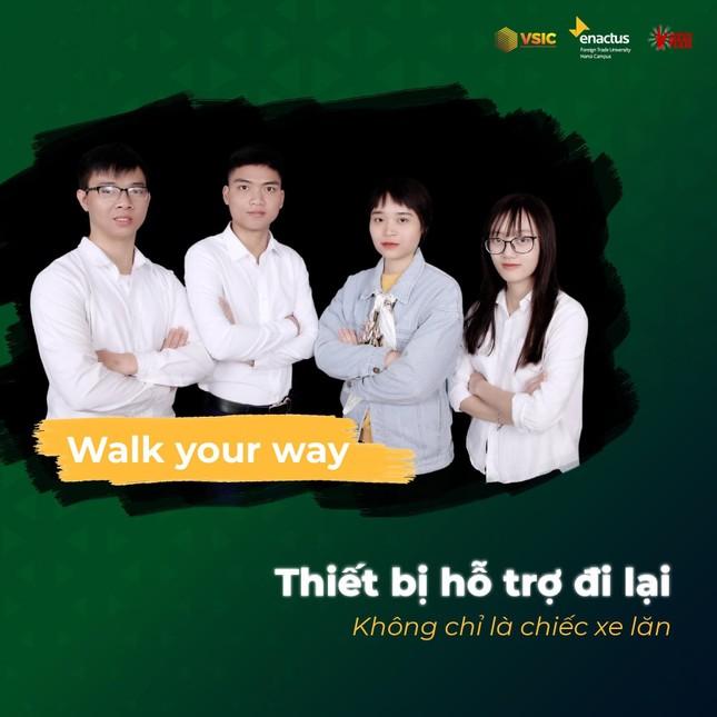 """Lộ diện Top 3 Chung kết miền Bắc cuộc thi """"Thử thách sáng tạo xã hội Việt Nam"""" ảnh 2"""