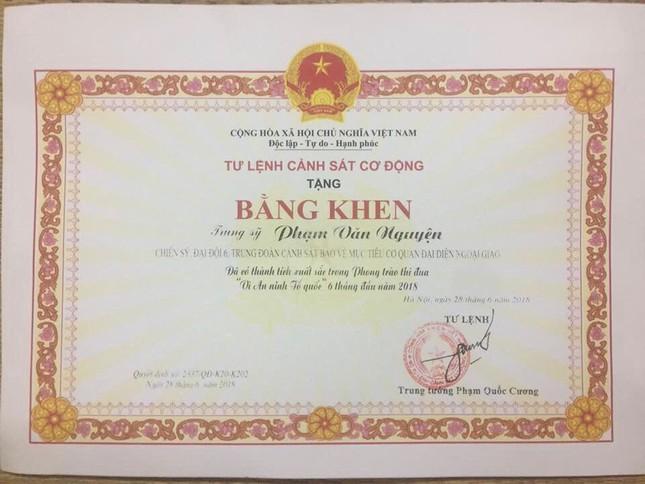 Chàng sinh viên Điện ảnh đến từ Thái Nguyên từng là cảnh sát cơ động đạt nhiều thành tích ảnh 4
