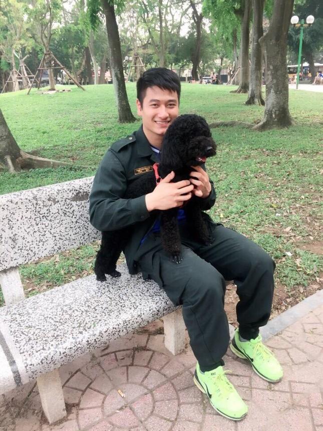 Chàng sinh viên Điện ảnh đến từ Thái Nguyên từng là cảnh sát cơ động đạt nhiều thành tích ảnh 5
