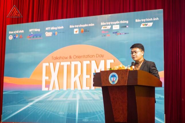 Loạt nhân vật nổi tiếng làng game tham gia talkshow về eSports tại ĐH Kinh tế Quốc dân ảnh 1