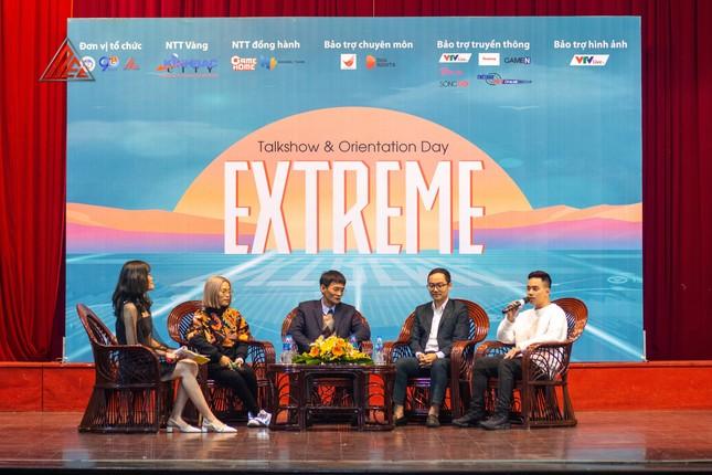Loạt nhân vật nổi tiếng làng game tham gia talkshow về eSports tại ĐH Kinh tế Quốc dân ảnh 2