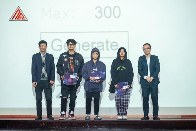 Loạt nhân vật nổi tiếng làng game tham gia talkshow về eSports tại ĐH Kinh tế Quốc dân ảnh 5