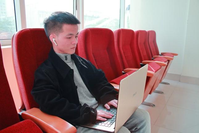 Chàng sinh viên Công nghệ ấp ủ giấc mơ khởi nghiệp ảnh 5
