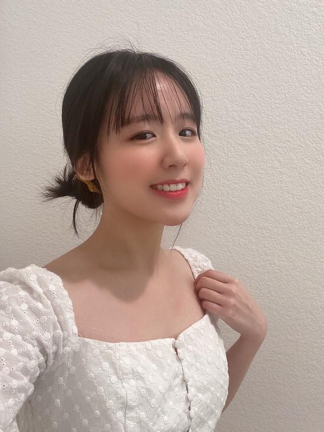Cô gái sinh tư với vẻ đẹp mộng mơ tựa gái Hàn ảnh 8