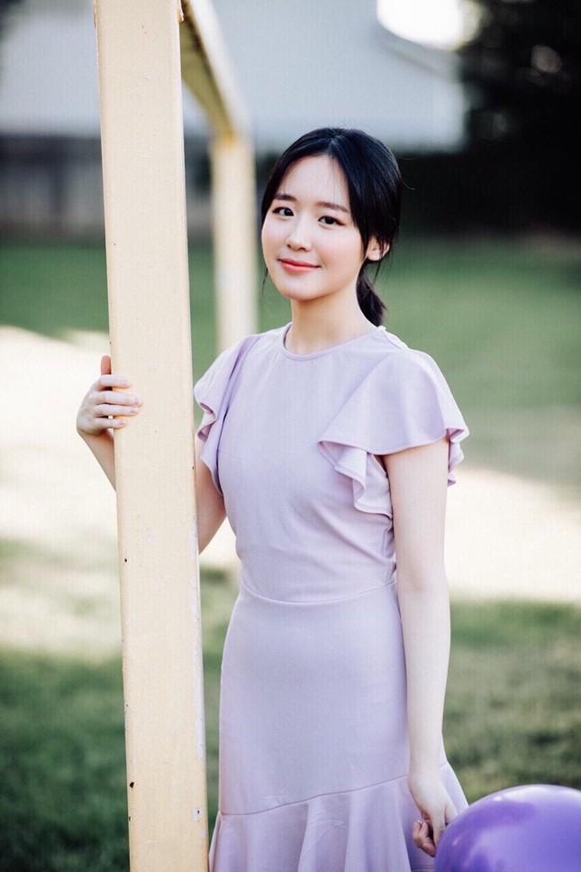 Cô gái sinh tư với vẻ đẹp mộng mơ tựa gái Hàn ảnh 6