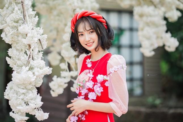 Hot girl Nam Định 'hóa' thiếu nữ H'Mông rạng rỡ đón Xuân ảnh 9