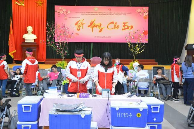 """Ngày hội hiến máu """"Tết Hồng Cho Em"""" 2021 ảnh 2"""