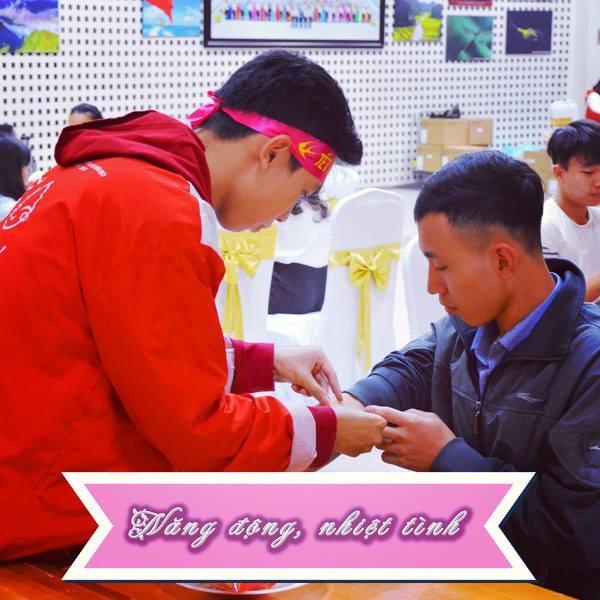 """Ngày hội hiến máu """"Tết Hồng Cho Em"""" 2021 ảnh 7"""