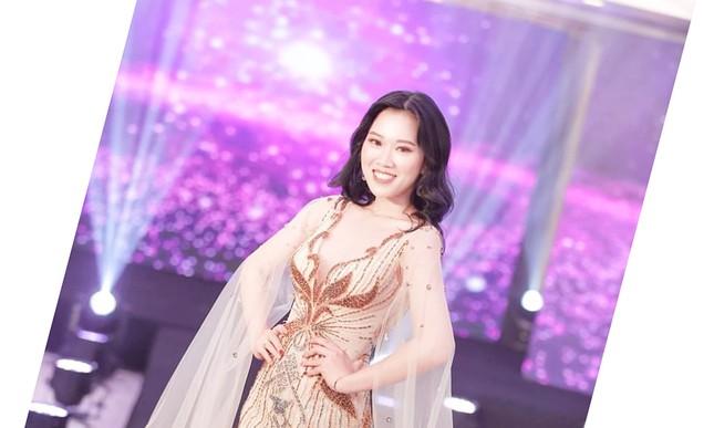 Vẻ đẹp của nữ sinh trường ĐH Nội vụ đạt giải Người đẹp trí tuệ - Miss Elegant Beauty 2020 ảnh 1