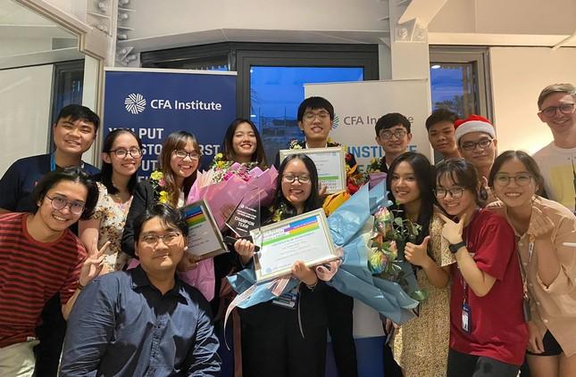 RMIT giành chiến thắng vòng quốc gia cuộc thi Phân tích đầu tư của Học viện CFA ảnh 1