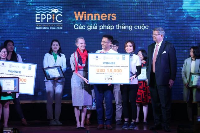 Ý tưởng khởi nghiệp chung tay chống rác thải nhựa ở Việt Nam ảnh 1