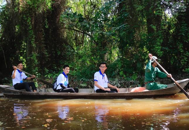 Phó Chủ tịch Hội Sinh viên Campuchia tại Việt Nam đang học tại Đại học Xây dựng ảnh 9