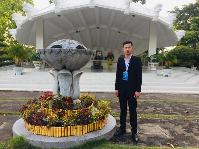 Phó Chủ tịch Hội Sinh viên Campuchia tại Việt Nam đang học tại Đại học Xây dựng ảnh 10