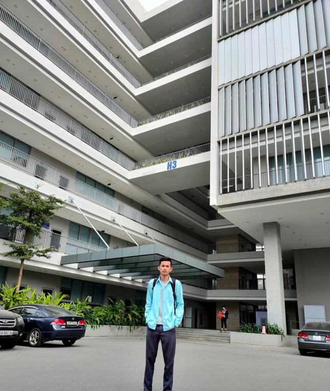 Phó Chủ tịch Hội Sinh viên Campuchia tại Việt Nam đang học tại Đại học Xây dựng ảnh 12