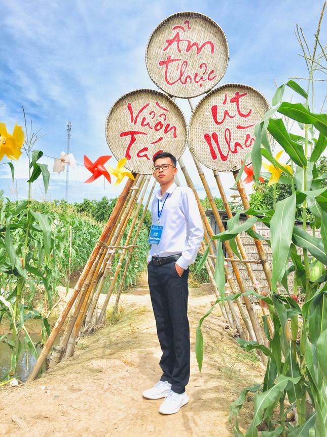 Phó Chủ tịch Hội Sinh viên Campuchia tại Việt Nam đang học tại Đại học Xây dựng ảnh 3