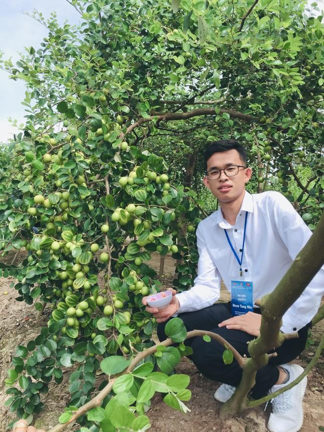 Phó Chủ tịch Hội Sinh viên Campuchia tại Việt Nam đang học tại Đại học Xây dựng ảnh 7