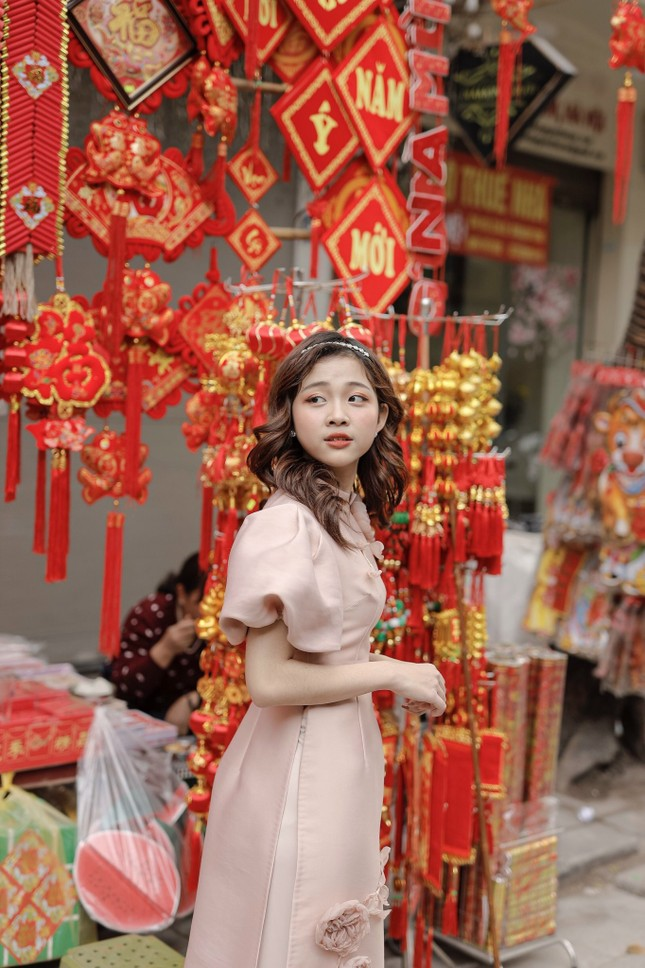 Nữ sinh Ngoại giao khát khao trở thành MC/BTV muốn sở hữu dự án kinh doanh riêng và hoàn thành ước mơ du học ảnh 10