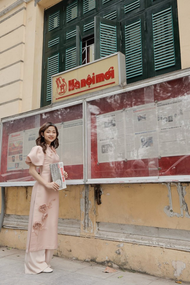 Nữ sinh Ngoại giao khát khao trở thành MC/BTV muốn sở hữu dự án kinh doanh riêng và hoàn thành ước mơ du học ảnh 13