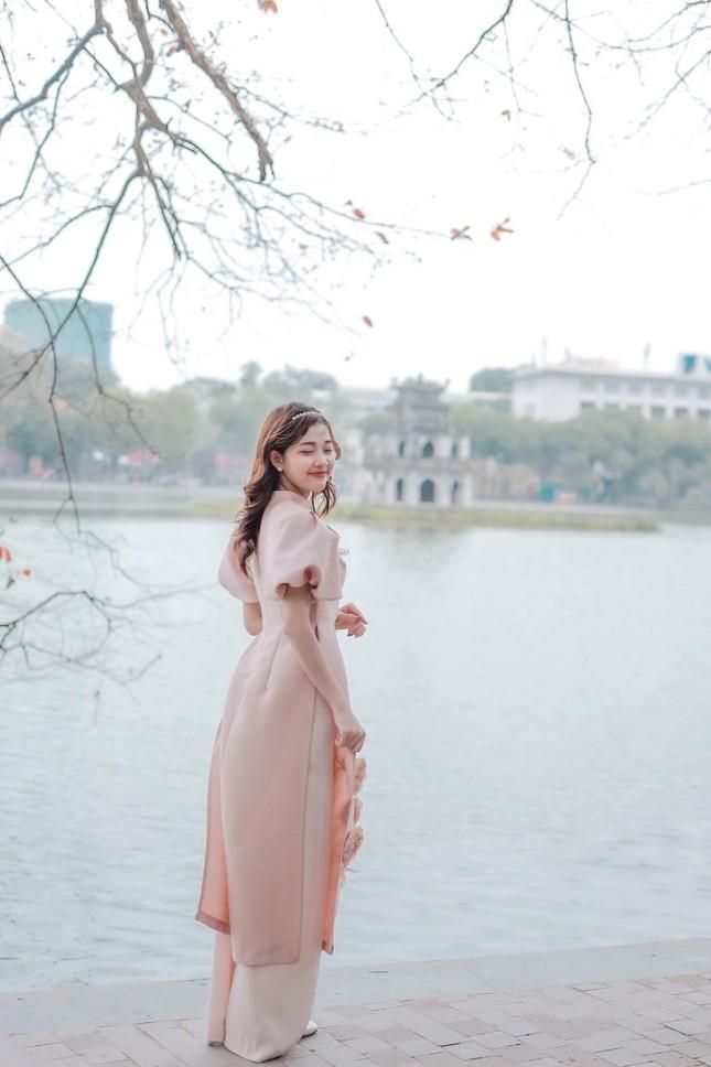 Nữ sinh Ngoại giao khát khao trở thành MC/BTV muốn sở hữu dự án kinh doanh riêng và hoàn thành ước mơ du học ảnh 12