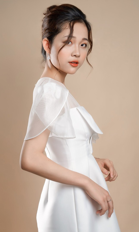 Nữ sinh Ngoại giao khát khao trở thành MC/BTV muốn sở hữu dự án kinh doanh riêng và hoàn thành ước mơ du học ảnh 7
