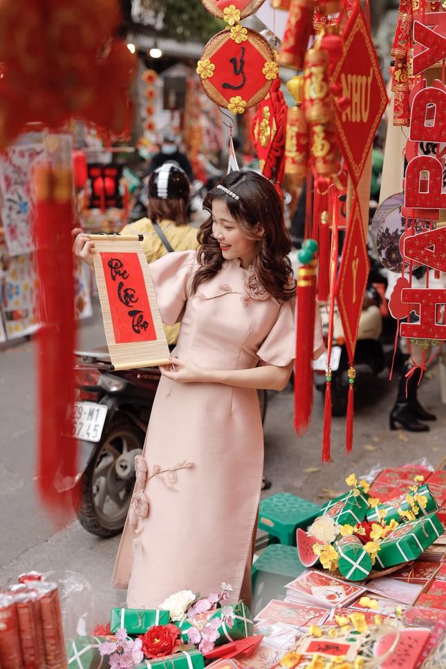 Nữ sinh Ngoại giao khát khao trở thành MC/BTV muốn sở hữu dự án kinh doanh riêng và hoàn thành ước mơ du học ảnh 11