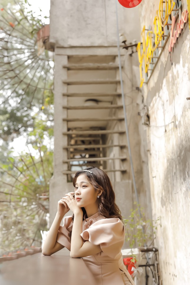Nữ sinh Ngoại giao khát khao trở thành MC/BTV muốn sở hữu dự án kinh doanh riêng và hoàn thành ước mơ du học ảnh 9