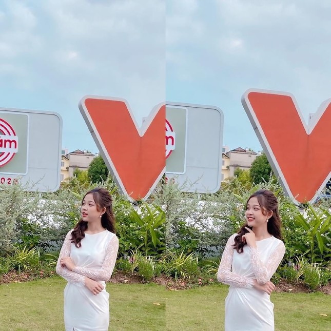 Nữ sinh Ngoại giao khát khao trở thành MC/BTV muốn sở hữu dự án kinh doanh riêng và hoàn thành ước mơ du học ảnh 6