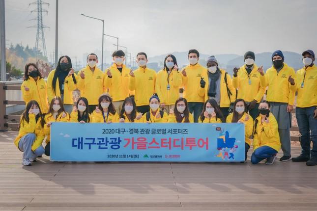 Tâm sự Tết xa nhà của cô nàng du học sinh Việt tại xứ Hàn ảnh 9
