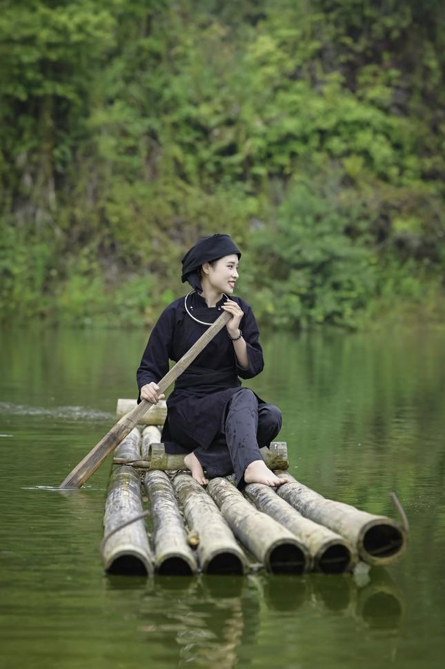 Đón Tết Tân Sửu cùng cô gái Nùng Phàn Slình vùng núi Đông Bắc là cựu sinh viên đại học Ngoại thương ảnh 1