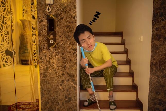 """MC Nguyên Trực hóa """"chiến binh ngày Tết"""" với bộ ảnh… dọn nhà ảnh 3"""