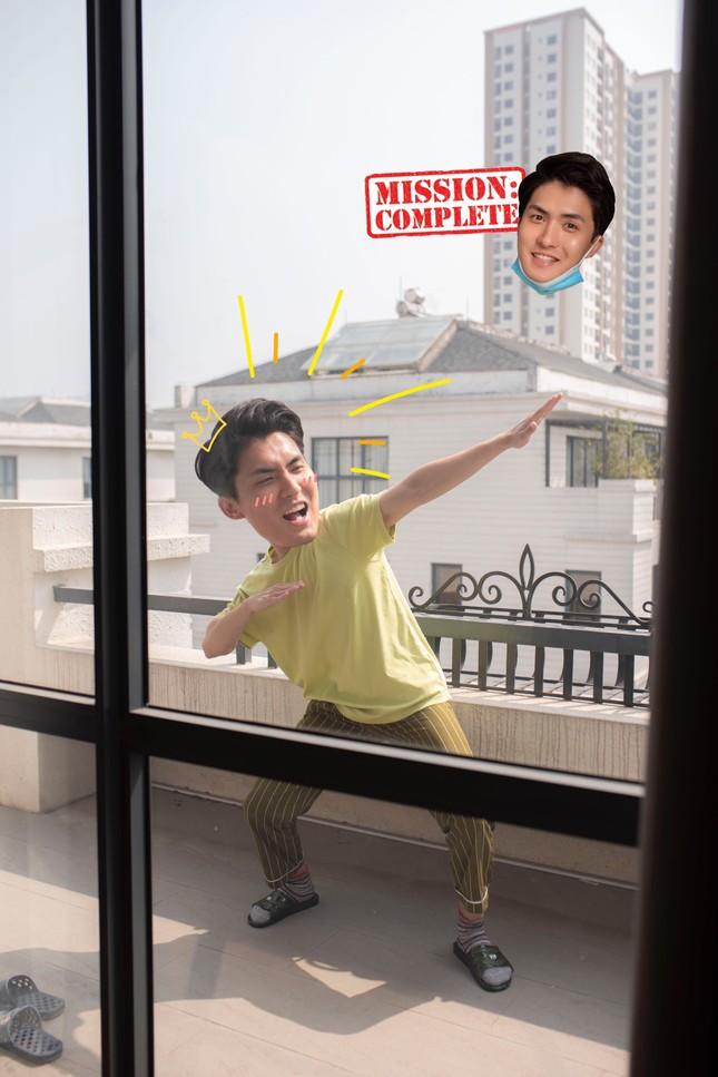"""MC Nguyên Trực hóa """"chiến binh ngày Tết"""" với bộ ảnh… dọn nhà ảnh 5"""