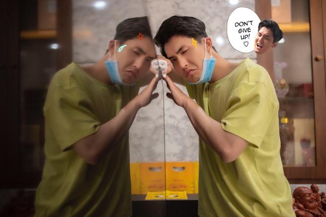 """MC Nguyên Trực hóa """"chiến binh ngày Tết"""" với bộ ảnh… dọn nhà ảnh 7"""