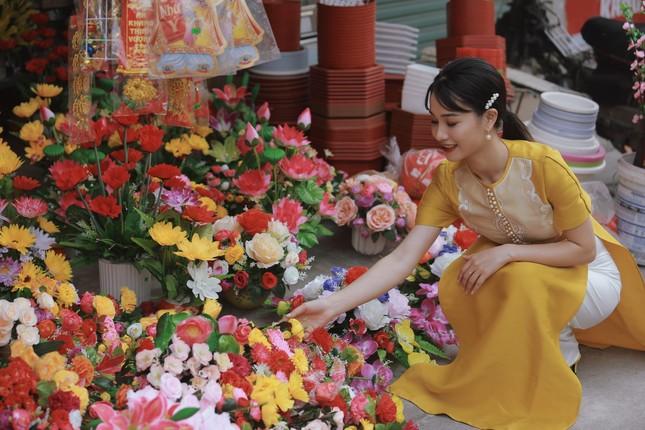 Á khôi du lịch Hà Tĩnh rạng ngời trong phiên chợ Xuân   ảnh 10
