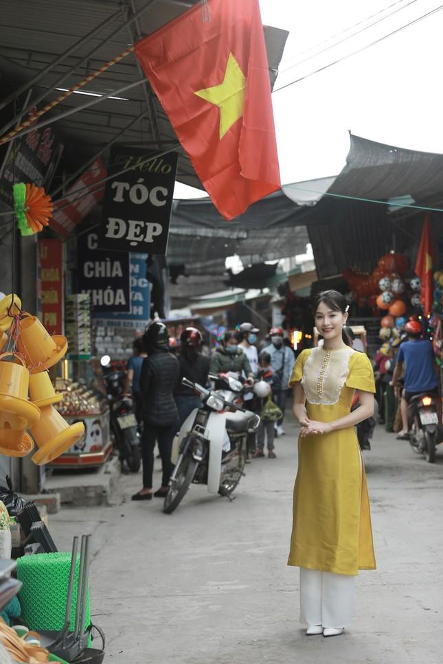 Á khôi du lịch Hà Tĩnh rạng ngời trong phiên chợ Xuân   ảnh 11