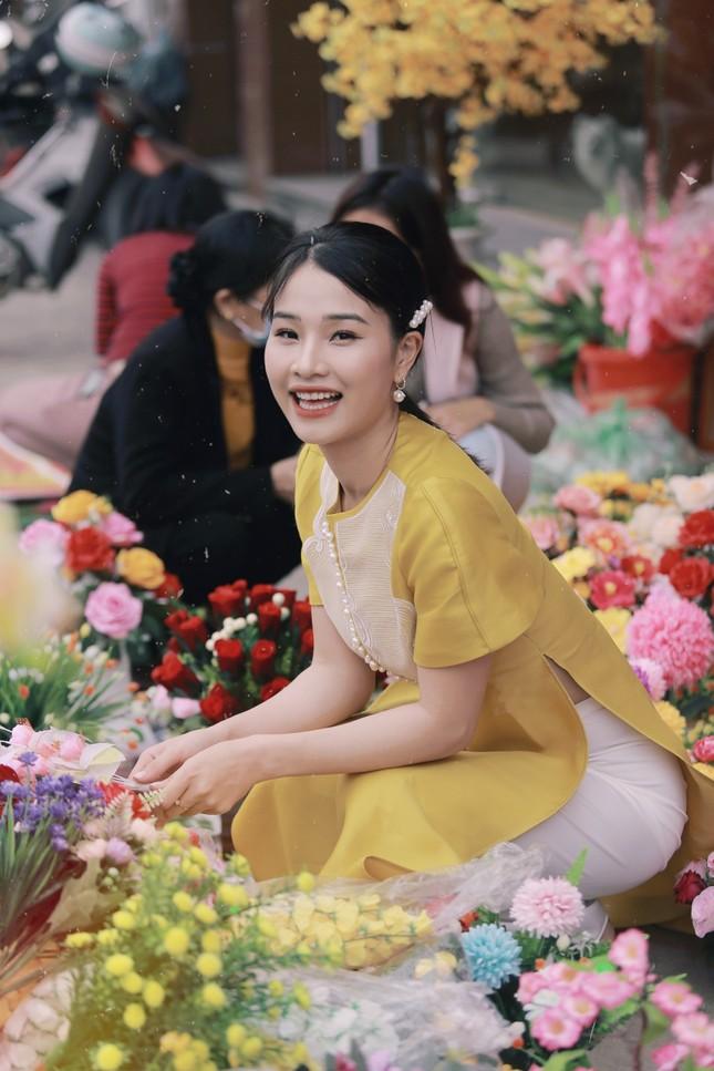 Á khôi du lịch Hà Tĩnh rạng ngời trong phiên chợ Xuân   ảnh 8