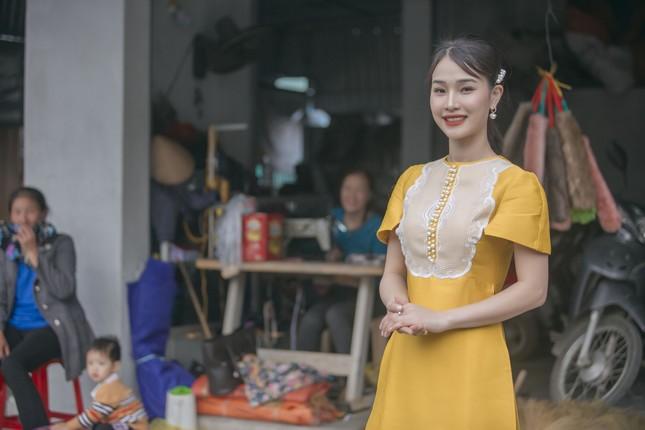 Á khôi du lịch Hà Tĩnh rạng ngời trong phiên chợ Xuân   ảnh 6