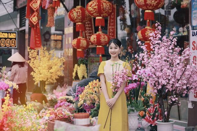 Á khôi du lịch Hà Tĩnh rạng ngời trong phiên chợ Xuân   ảnh 5
