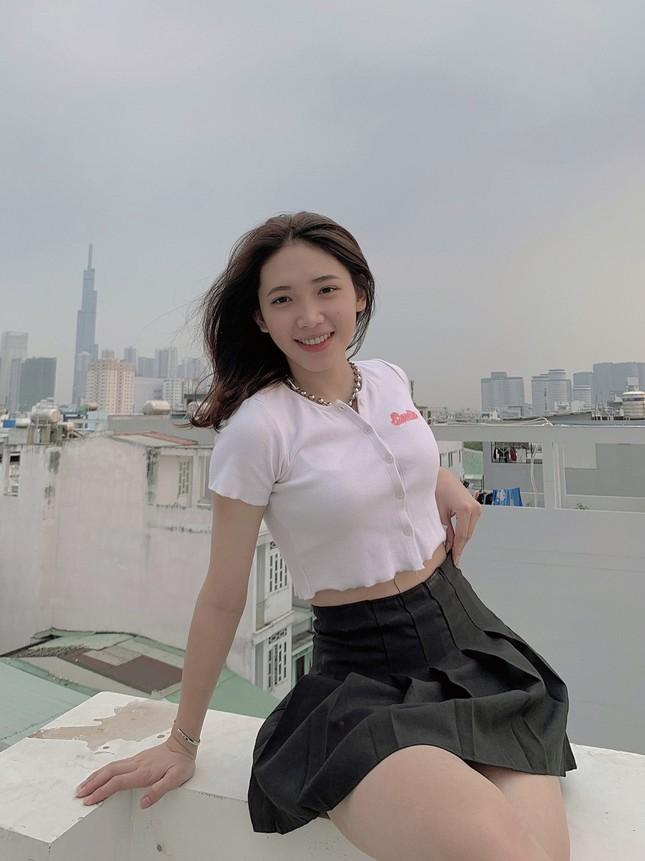 """Hotgirl 2K4 An Giang Thái Triệu Vi: """"Tin tưởng vào bản thân, không bao giờ từ bỏ ước mơ"""" ảnh 3"""