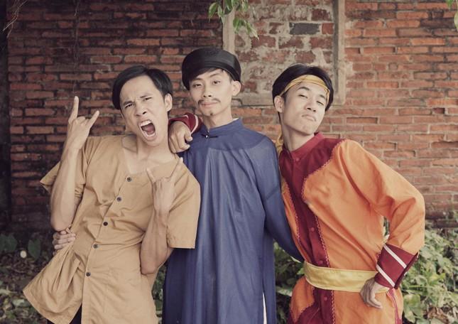 Trung Be - Chàng diễn viên triệu view của trường Kiến Trúc ảnh 2