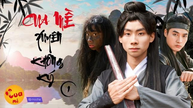 Trung Be - Chàng diễn viên triệu view của trường Kiến Trúc ảnh 3
