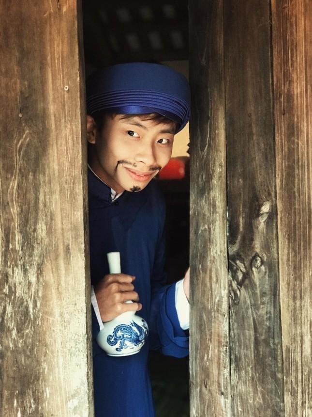Trung Be - Chàng diễn viên triệu view của trường Kiến Trúc ảnh 4