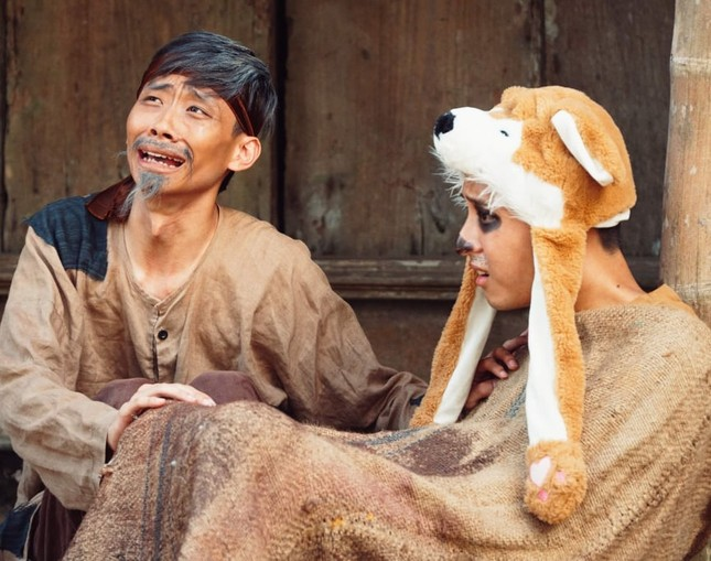 Trung Be - Chàng diễn viên triệu view của trường Kiến Trúc ảnh 10