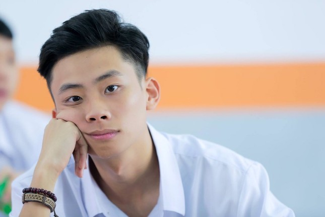 Trung Be - Chàng diễn viên triệu view của trường Kiến Trúc ảnh 17