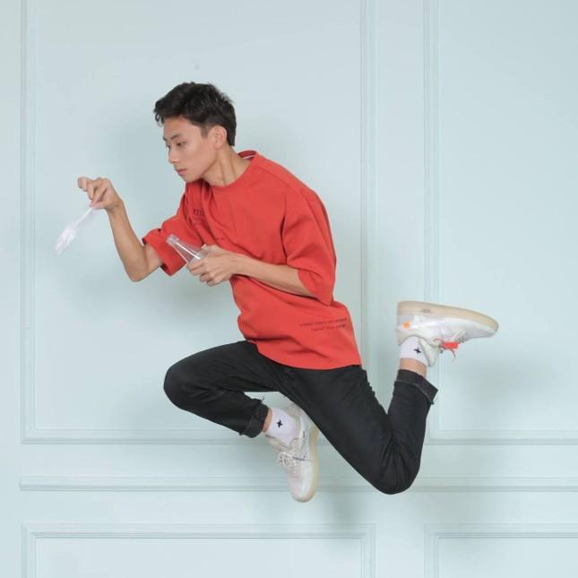 Trung Be - Chàng diễn viên triệu view của trường Kiến Trúc ảnh 16