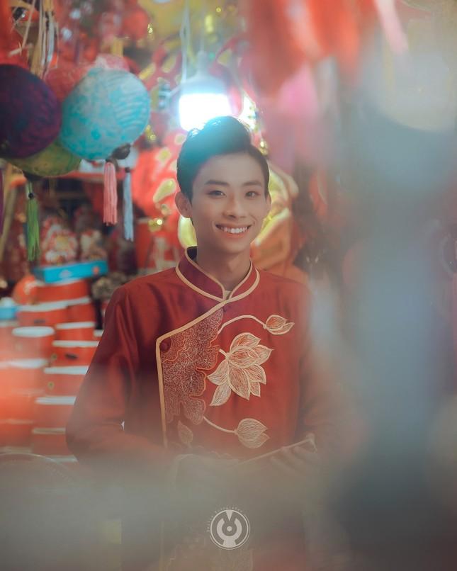Trung Be - Chàng diễn viên triệu view của trường Kiến Trúc ảnh 11